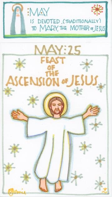 Ascension of Jesus 2017