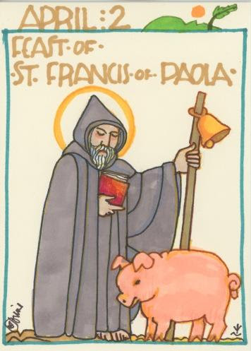 St Francis of Paola 2018