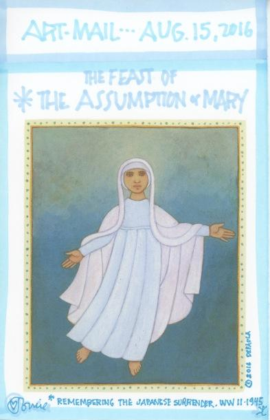Assumption of Mary 2016