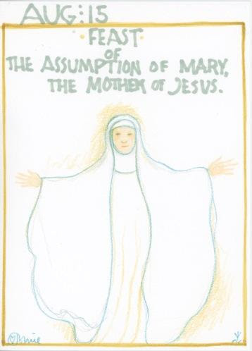 Assumption of Mary 2017