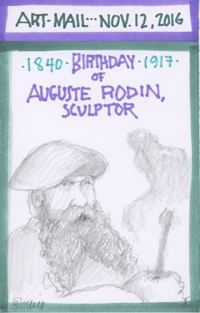 Auguste Rodin 2016