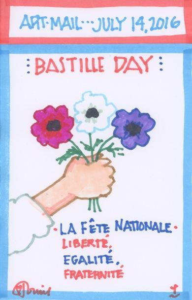 Bastille 2016