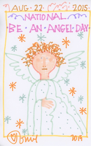 Be an Angel 2015