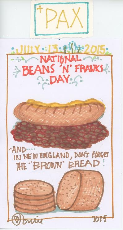 Beans 'n' Franks 2015