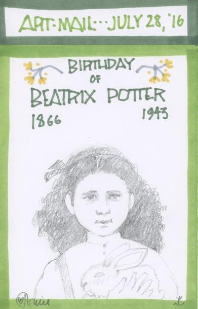 Beatrix Potter 2016