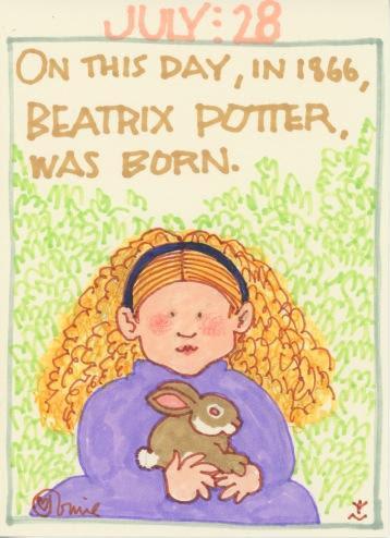Beatrix Potter 2017