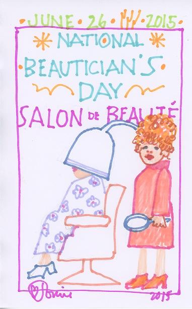 Beautician's 2015