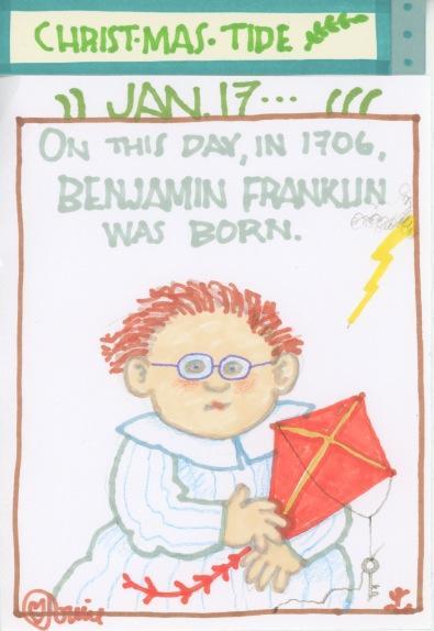 Ben Franklin 2017