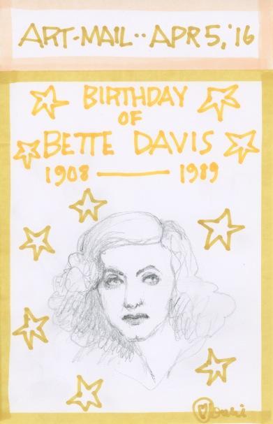 Bette Davis 2016