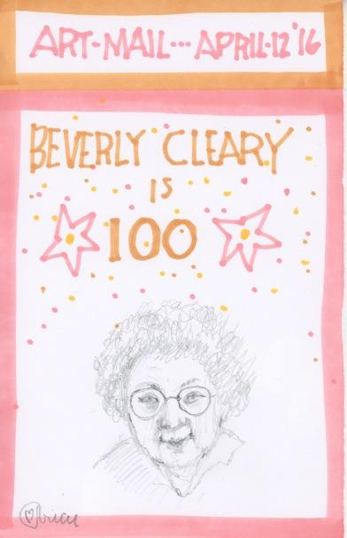 Beverly Cleary 2016
