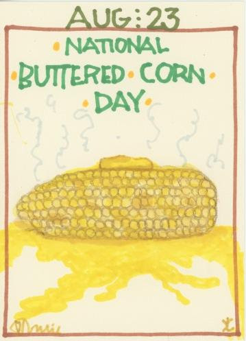 Buttered Corn 2017