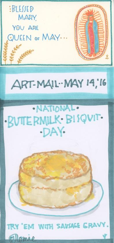 Buttermilk Bisquit 2016