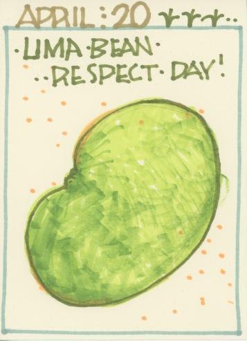 Lima Bean Respect 2018