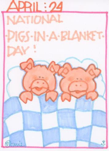 Pigs in a Blanket 2018