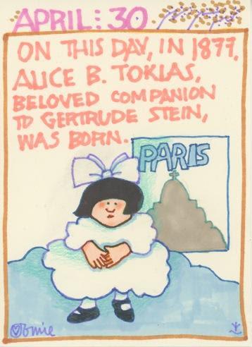 Alice B Toklas 2018