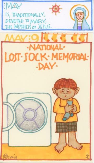 Lost Sock 2018