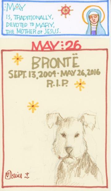 Bronte RIP 2018