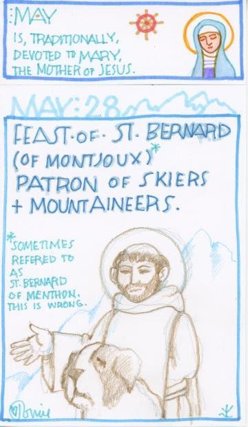 St Bernard Montjoux 2018