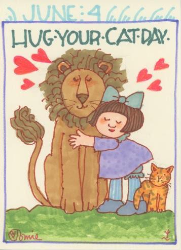 Hug Your Cat 2018