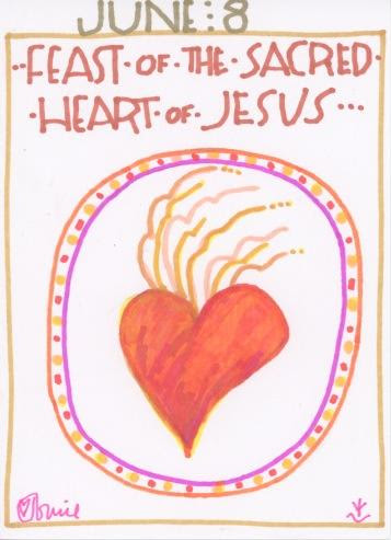 Sacred Heart of Jesus 2018