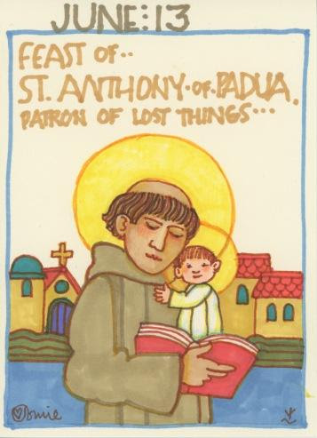 St Anthony of Padua 2018