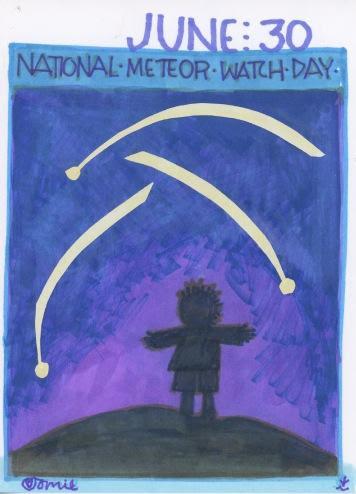 Meteor Watch 2018