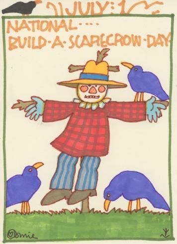 Build a Scarecrow 2018