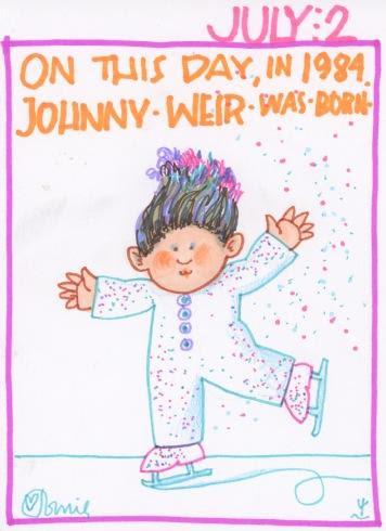 Johnny Weir 2018