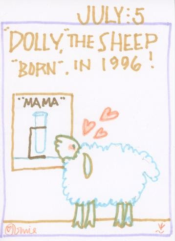 Dolly the Sheep 2018
