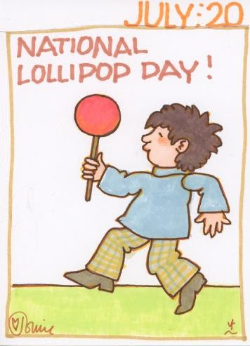 Lollipop 2018
