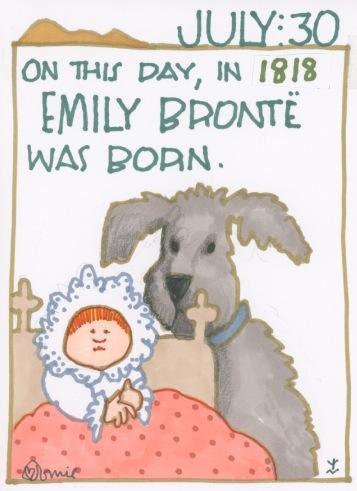 Emily Bronte 2018