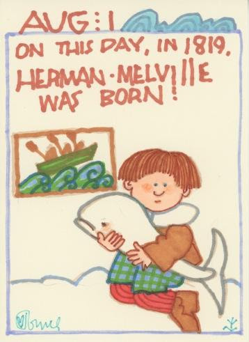 Herman Melville 2018