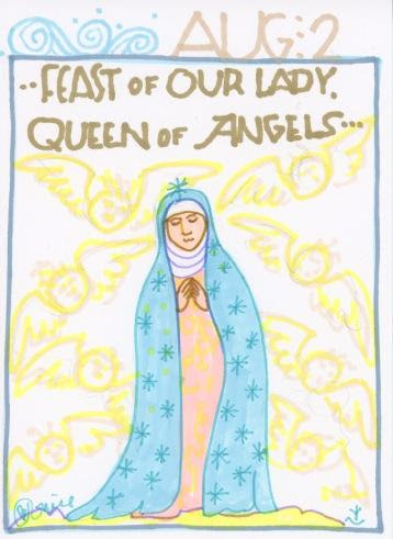 Our Lady Queen of Angels 2018