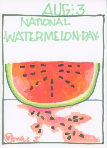 Watermelon 2018