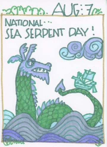 Sea Serpent 2018