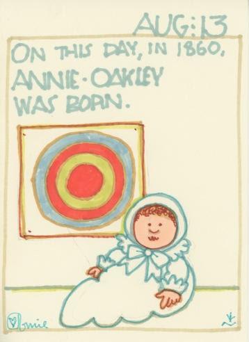 Annie Oakley 2018