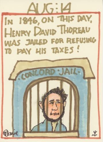 Henry David Thoreau 2018