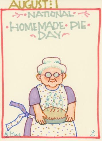 Homemade Pie 2017