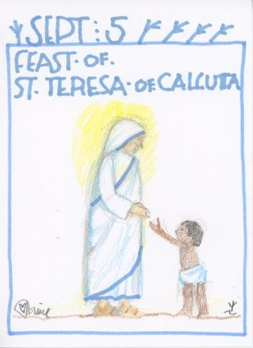 St Teresa of Calcutta 2018