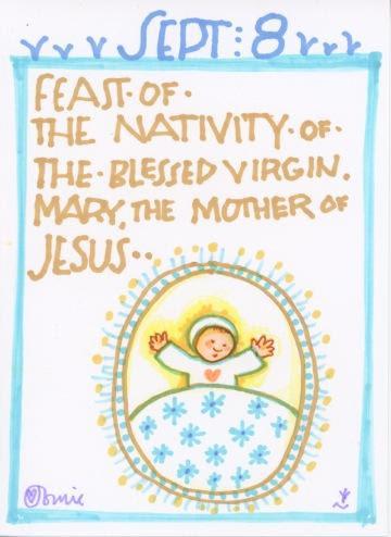 Mary Nativity 2018