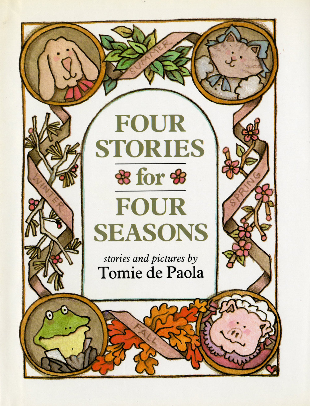 Four Stories for Four Seasons Front Cover.jpg
