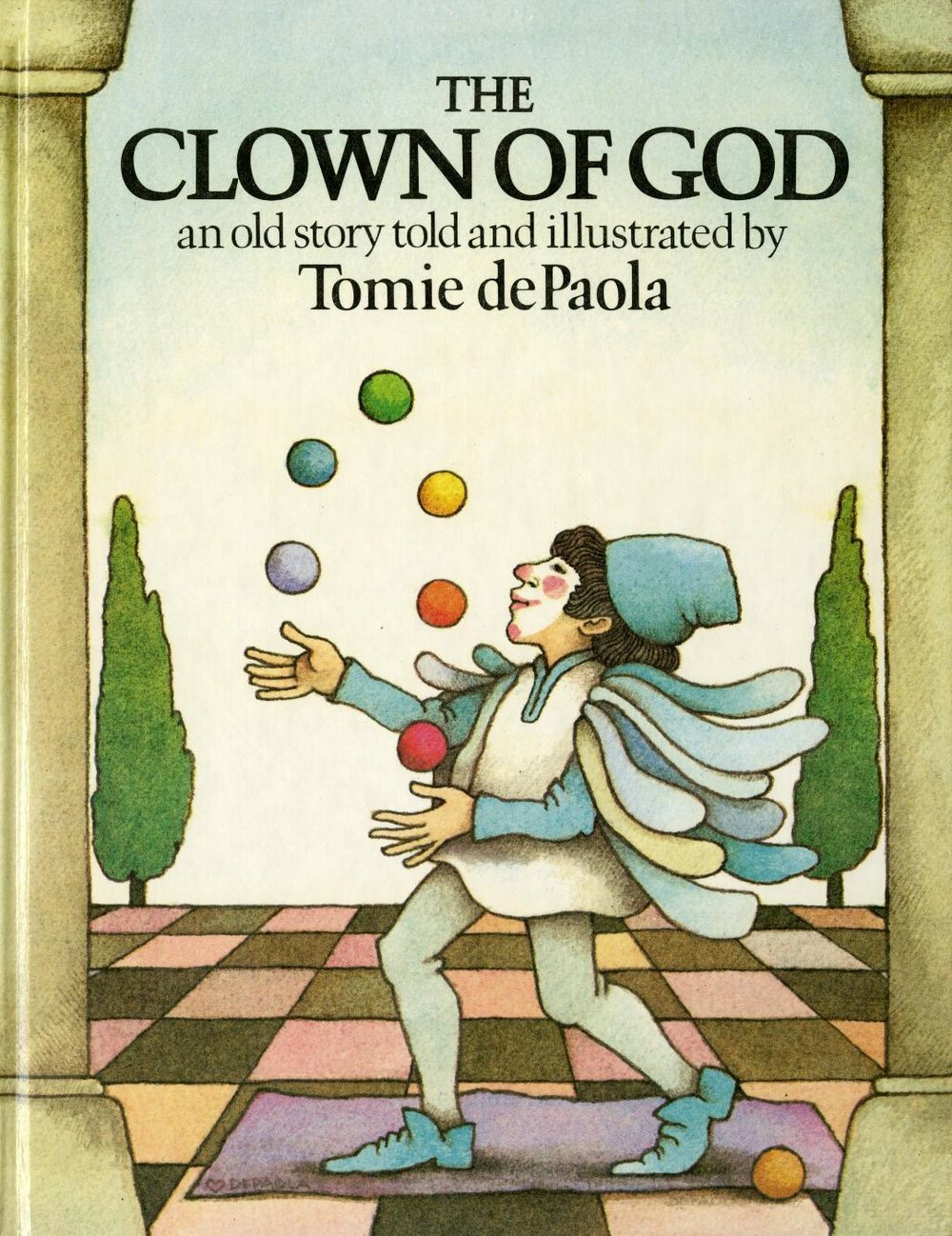 Clown of God, The HC.jpg