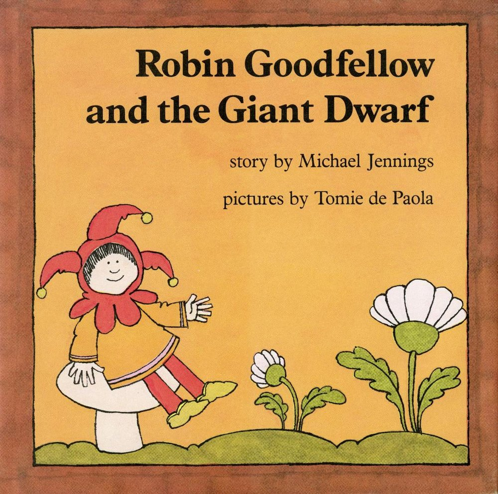 Robin Goodfellow and the Giant Dwarf HC.jpg
