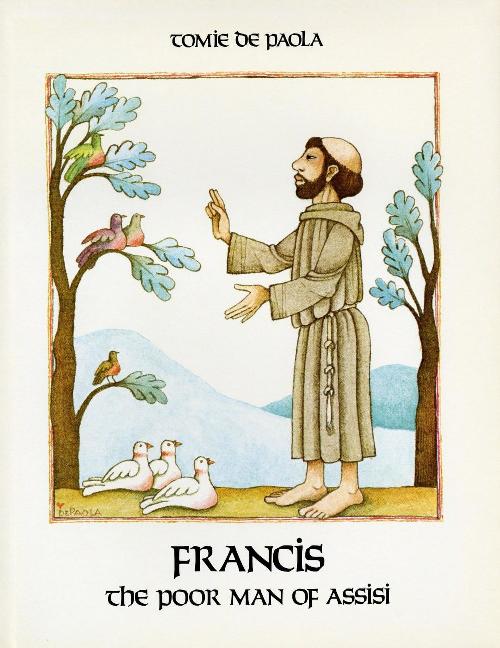Francis, the Poor Man of Assisi HC.jpg