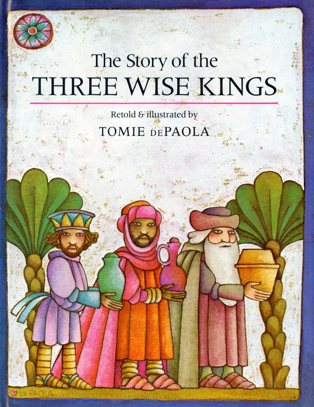 Story of the Three Wise Kings, The HC.jpg