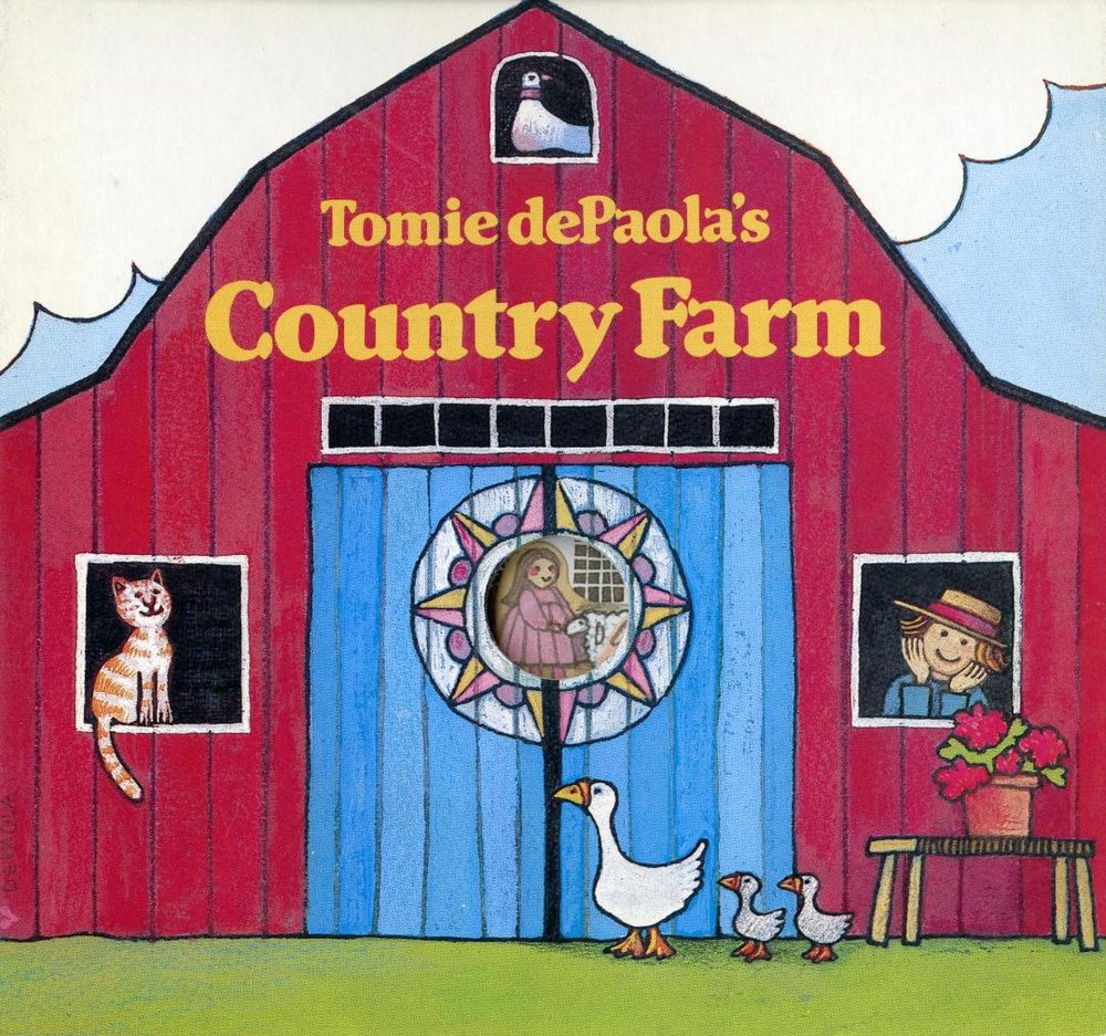 Tomie dePaola's Country Farm HC.jpg