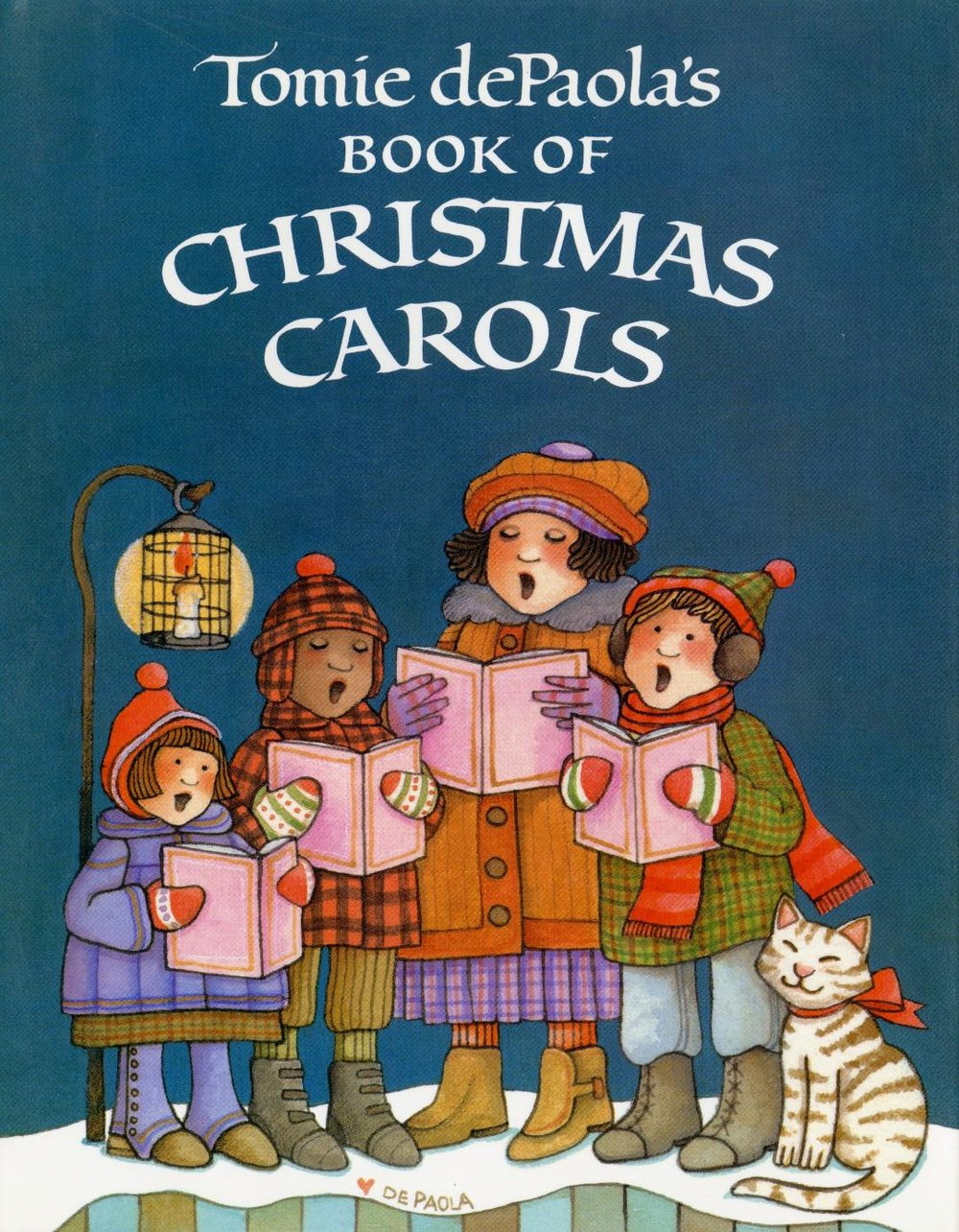 Tomie dePaola's Book of Christmas Carols HC.jpg