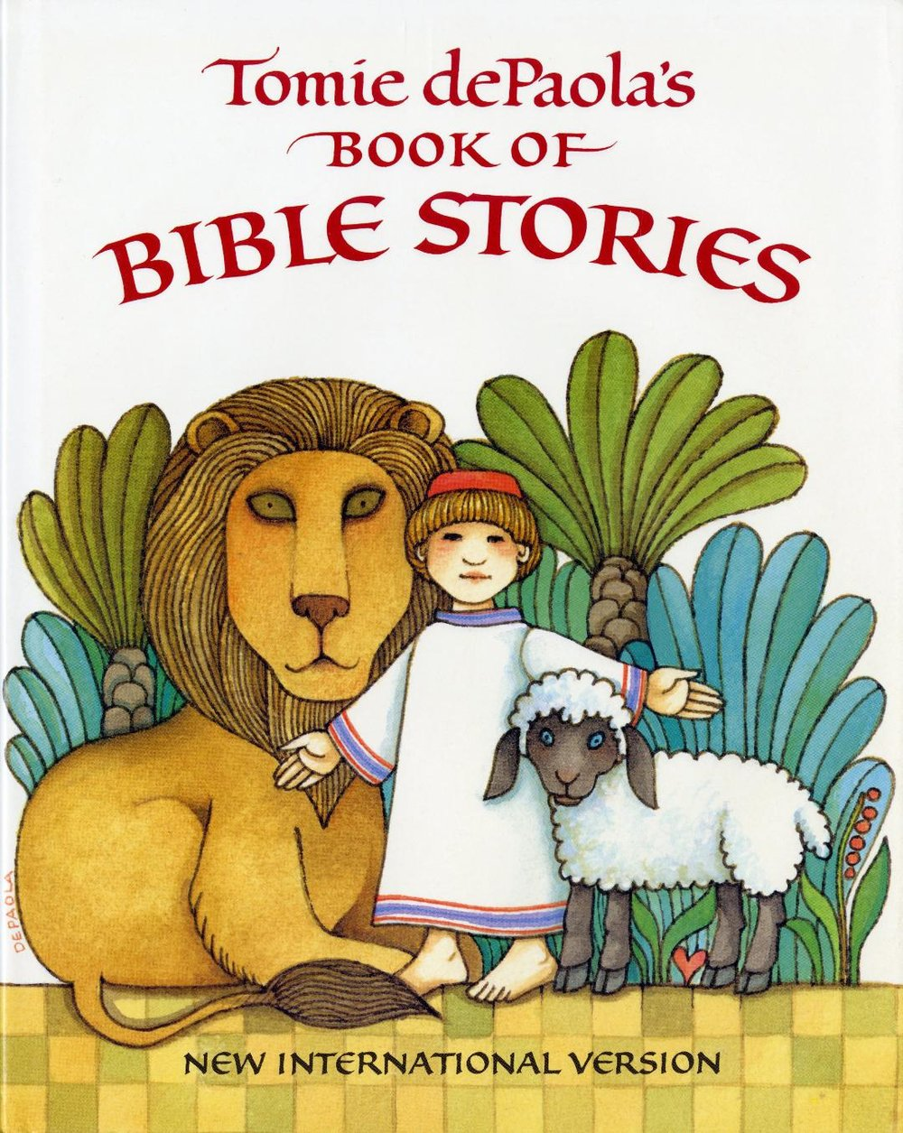 Tomie dePaola's Book of Bible Stories HC.jpg