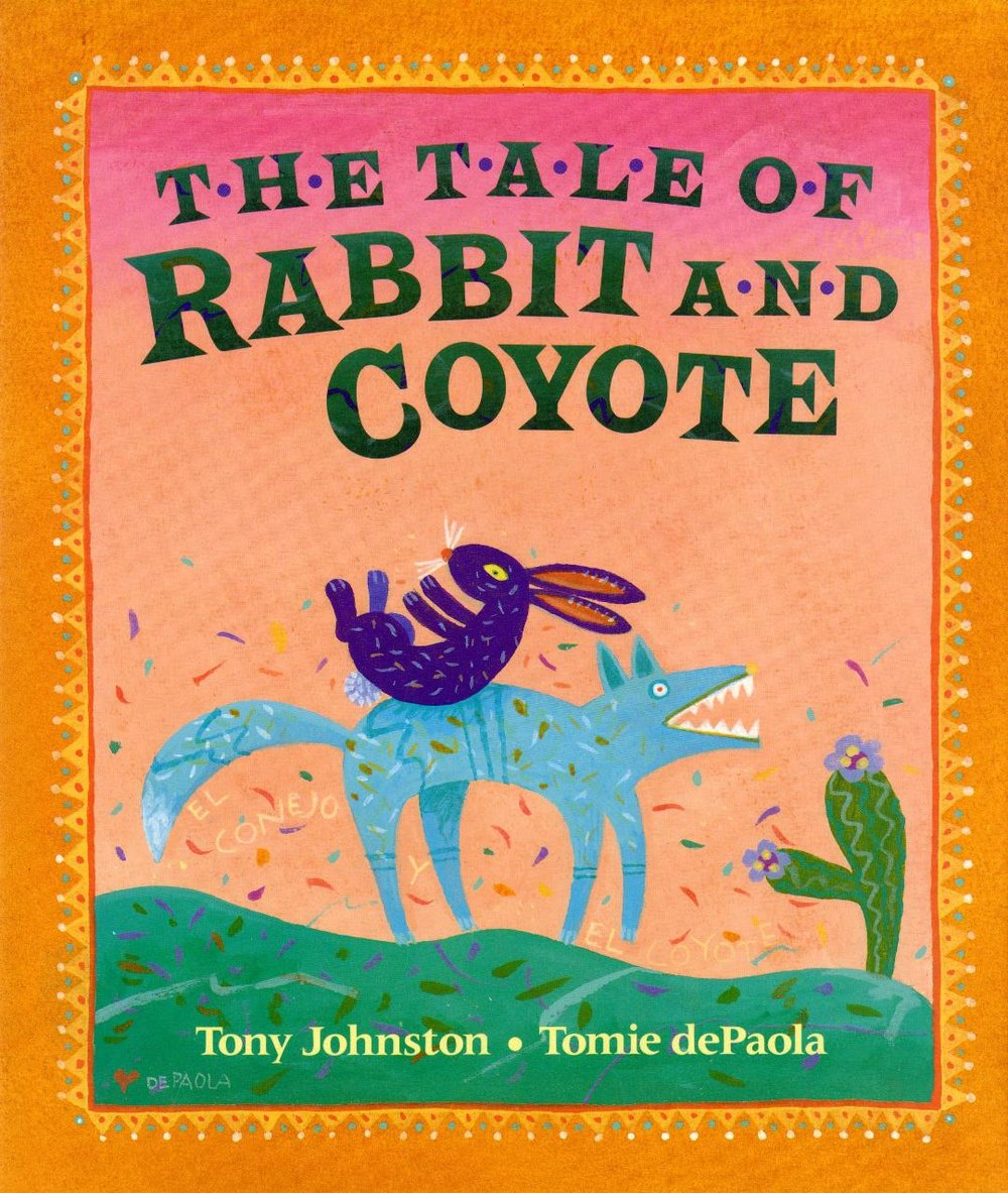 Tale of Rabbit and Coyote, The HC.jpg