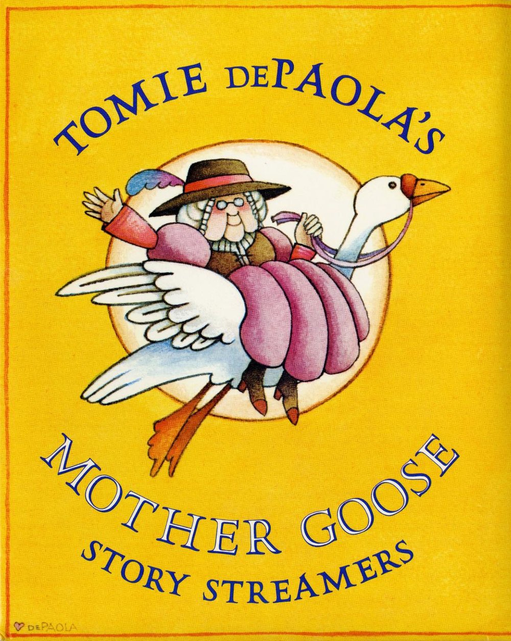 Tomie dePaola's Mother Goose Story Streamers US.jpg